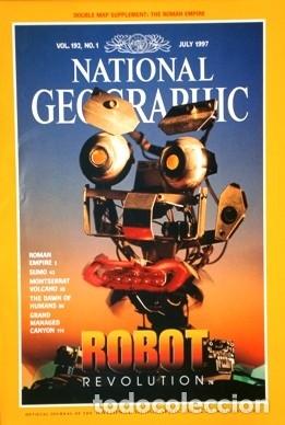 Coleccionismo de National Geographic: 12 Revistas National Geographic (Año 1997 completo) Edición original norteamericana en inglés - Foto 5 - 155601646