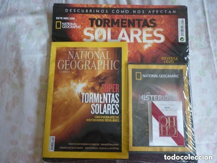 NATIONAL GEOGRAPHIC JULIO 2012 + DVD -PRECINTADA (Coleccionismo - Revistas y Periódicos Modernos (a partir de 1.940) - Revista National Geographic)