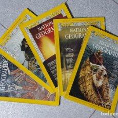 Coleccionismo de National Geographic: LOTE 5 REVISTAS NATIONAL GEOGRAPHIC AÑO 1973 FEB. MARZO JULIO NOVIEMBRE DICIEMBRE . Lote 156041630