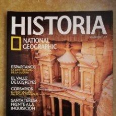 Coleccionismo de National Geographic: REVISTA HISTORIA NATIONAL GEOGRAPHIC Nº 135 (PETRA. TEMPLOS Y DIOSES DE LA CAPITAL NABATEA). Lote 156464198