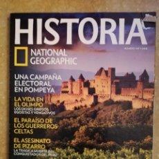 Coleccionismo de National Geographic: REVISTA HISTORIA NATIONAL GEOGRAPHIC Nº 147 (CAMBIO CLIMÁTICO EN LA EDAD MEDIA). Lote 156464418
