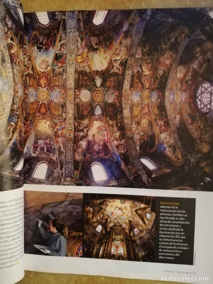 Coleccionismo de National Geographic: REVISTA HISTORIA NATIONAL GEOGRAPHIC Nº 147 (CAMBIO CLIMÁTICO EN LA EDAD MEDIA) - Foto 8 - 156464418