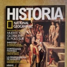 Coleccionismo de National Geographic: REVISTA HISTORIA NATIONAL GEOGRAPHIC Nº 161 (LA INQUISICIÓN). Lote 156464678