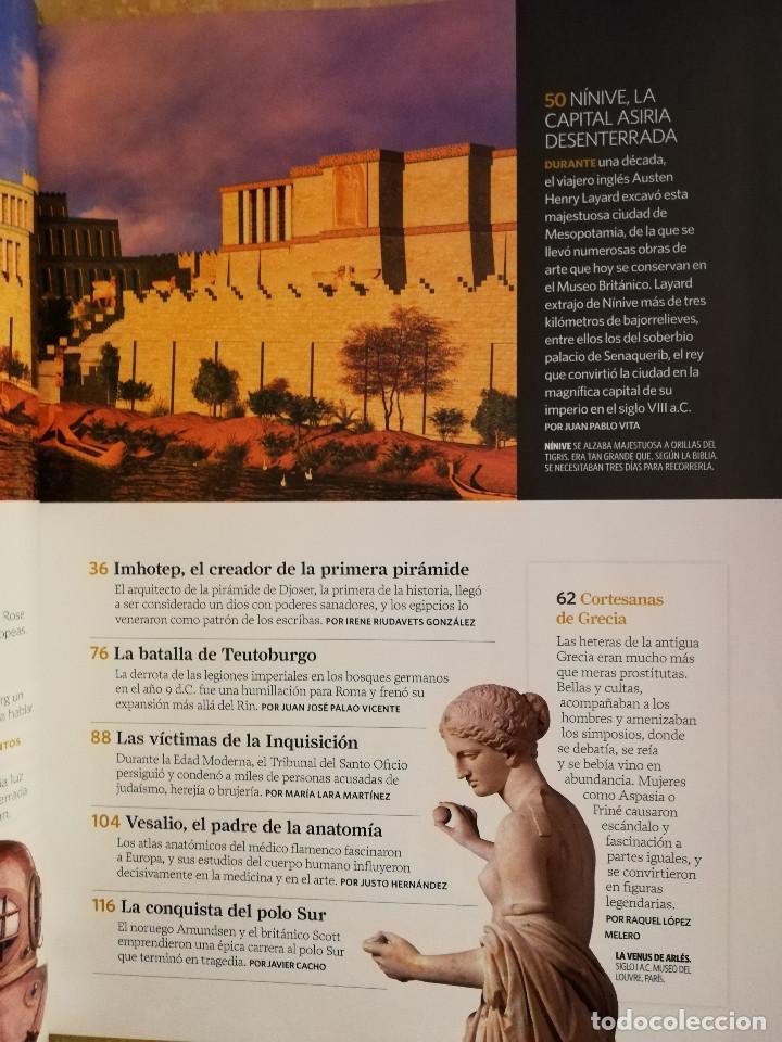 Coleccionismo de National Geographic: REVISTA HISTORIA NATIONAL GEOGRAPHIC Nº 161 (LA INQUISICIÓN) - Foto 3 - 156464678