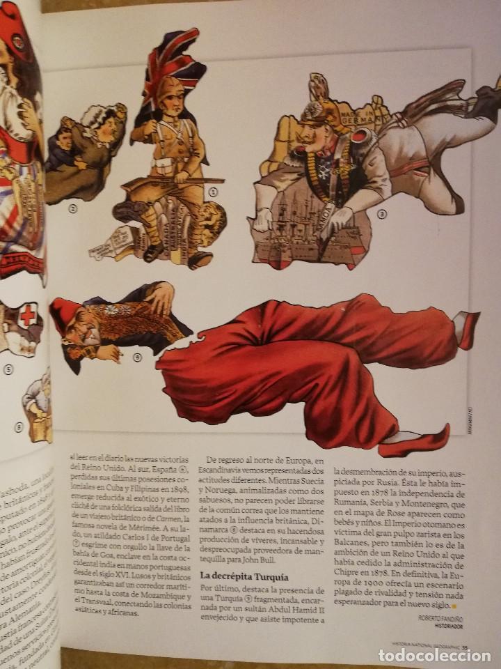 Coleccionismo de National Geographic: REVISTA HISTORIA NATIONAL GEOGRAPHIC Nº 161 (LA INQUISICIÓN) - Foto 7 - 156464678