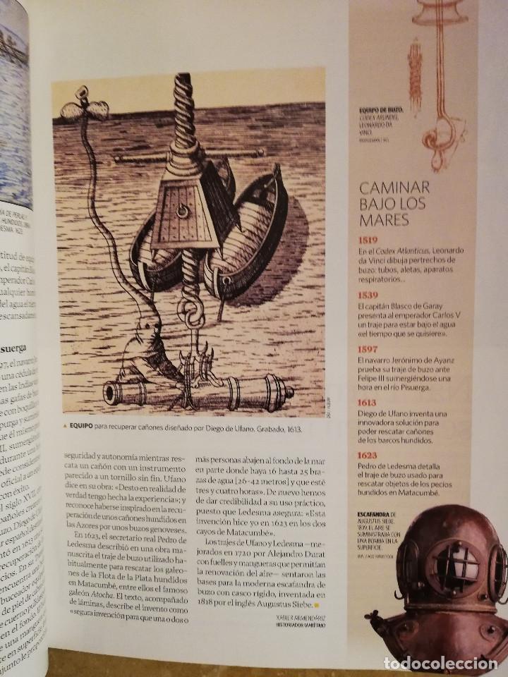 Coleccionismo de National Geographic: REVISTA HISTORIA NATIONAL GEOGRAPHIC Nº 161 (LA INQUISICIÓN) - Foto 9 - 156464678