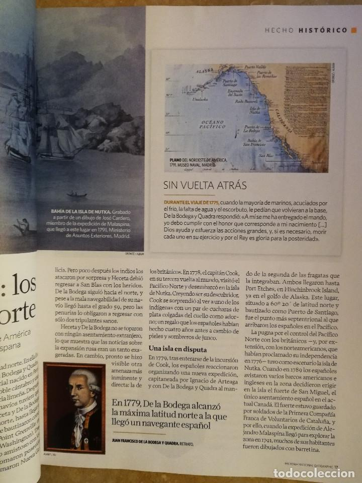 Coleccionismo de National Geographic: REVISTA HISTORIA NATIONAL GEOGRAPHIC Nº 154 (LA TUMBA DE ALEJANDRO MAGNO) - Foto 5 - 156465158