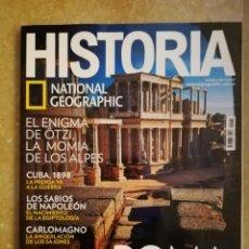 Coleccionismo de National Geographic: REVISTA HISTORIA NATIONAL GEOGRAPHIC Nº 182 (ROMA Y EL FIN DEL MUNDO IBÉRICO). Lote 156465462