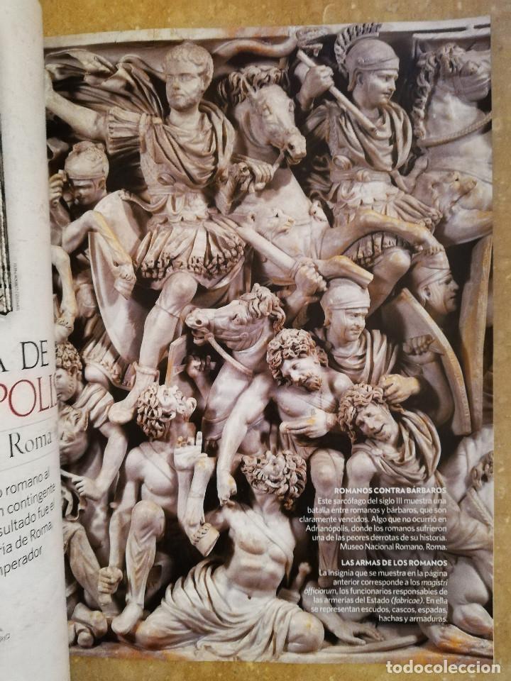 Coleccionismo de National Geographic: REVISTA HISTORIA NATIONAL GEOGRAPHIC Nº 134 (JEROGLÍFICOS. LAS CLAVES DE UNA ESCRITURA ENIGMÁTICA) - Foto 4 - 156466042