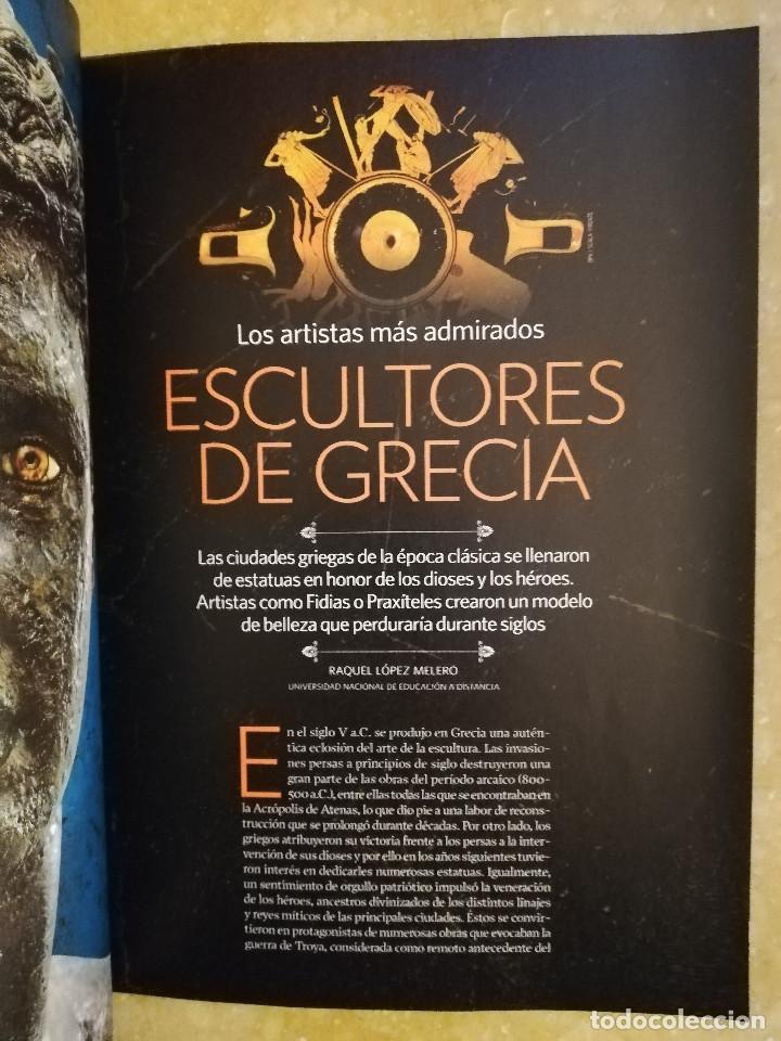 Coleccionismo de National Geographic: REVISTA HISTORIA NATIONAL GEOGRAPHIC Nº 134 (JEROGLÍFICOS. LAS CLAVES DE UNA ESCRITURA ENIGMÁTICA) - Foto 5 - 156466042