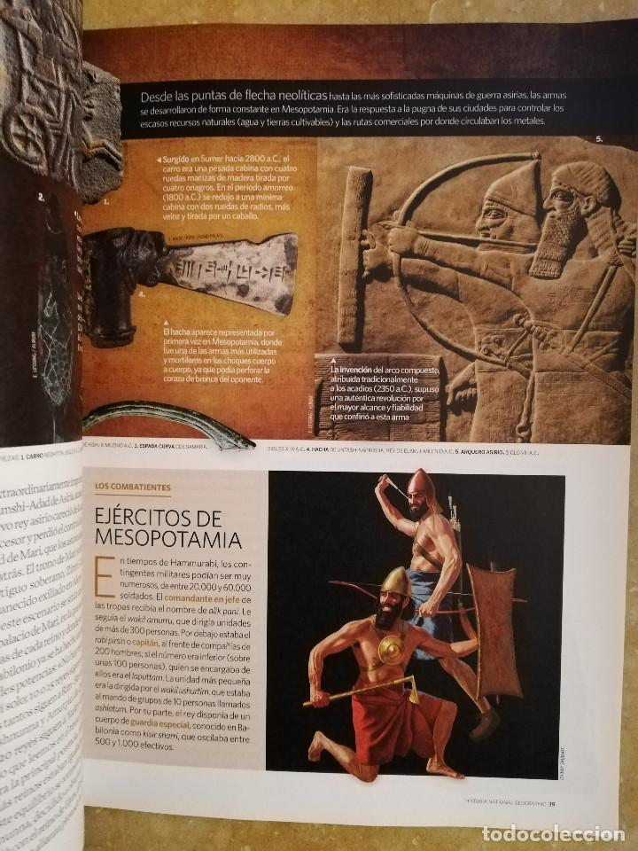 Coleccionismo de National Geographic: REVISTA HISTORIA NATIONAL GEOGRAPHIC Nº 134 (JEROGLÍFICOS. LAS CLAVES DE UNA ESCRITURA ENIGMÁTICA) - Foto 6 - 156466042