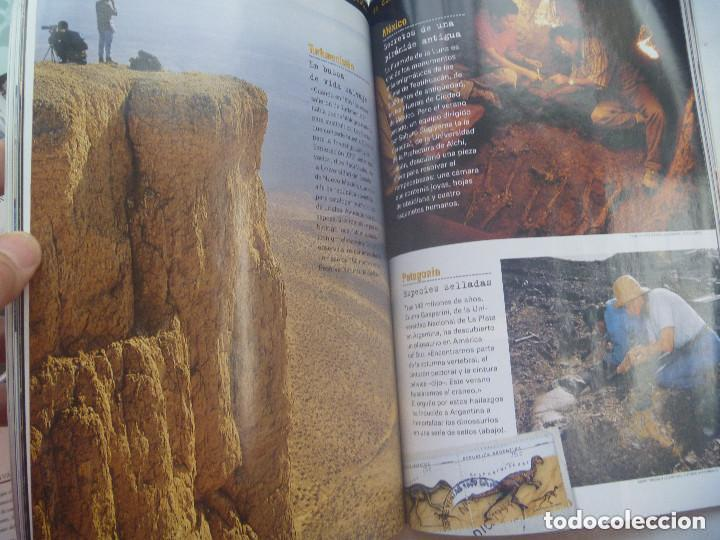 Coleccionismo de National Geographic: REVISTA NATIONAL GEOGRAPHIC, N º 4, 2000: TIBURON BLANCO, YEMEN, CUEVAS CHIQUIBUL, ETC.. - Foto 4 - 156767746