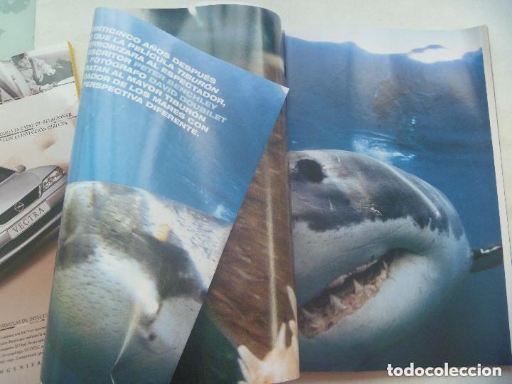 Coleccionismo de National Geographic: REVISTA NATIONAL GEOGRAPHIC, N º 4, 2000: TIBURON BLANCO, YEMEN, CUEVAS CHIQUIBUL, ETC.. - Foto 5 - 156767746