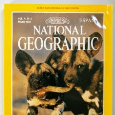 Coleccionismo de National Geographic - National Geographic - Vol. 4 Nº 5 - Mayo 1999 - Licaones - 158913482