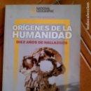 Coleccionismo de National Geographic: REVISTA DEL NATIONAL EDICION ESPECIAL ORIGENES DE LA HUMANIDAD. Lote 158970422