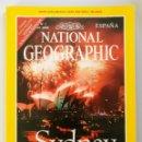 Coleccionismo de National Geographic: NATIONAL GEOGRAPHIC - VOL. 7 Nº 2 - AGOSTO 2000 - SYDNEY. CIUDAD OLIMPICA. Lote 158970562