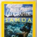 Coleccionismo de National Geographic: NATIONAL GEOGRAPHIC - VOL. 7 Nº 1 - JULIO 2000 - SAMOA. Lote 159138874