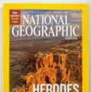 Coleccionismo de National Geographic: NATIONAL GEOGRAPHIC - DICIEMBRE 2008 - HERODES. UN REY ENTRE EL MITO Y LA REALIDAD. Lote 159162914