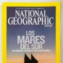 Coleccionismo de National Geographic: NATIONAL GEOGRAPHIC - MARZO 2008 - LOS MARES DEL SUR. Lote 159164022