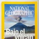 Coleccionismo de National Geographic: NATIONAL GEOGRAPHIC - ENERO 2008 - BAJO EL VOLCAN. EL CINTURON DE FUEGO DE INDONESIA. Lote 159671418