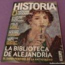 Coleccionismo de National Geographic: HISTORIA NATIONAL GEOGRAPHIC Nº 183- LA BIBLIOTECA DE ALEJANDRÍA (COMO NUEVA DE VERDAD!!!). Lote 160235690