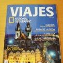 Coleccionismo de National Geographic: VIAJES. NATIONAL GEOGRAPHIC Nº 83 (CUENCA / PRAGA / CÓRCEGA / MUSEO ERMITAGE / RUTA DE LA SEDA). Lote 160254310