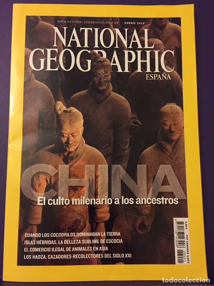 Coleccionismo de National Geographic: REVISTAS NATIONAL GEOGRAPHIC - Foto 3 - 160504422