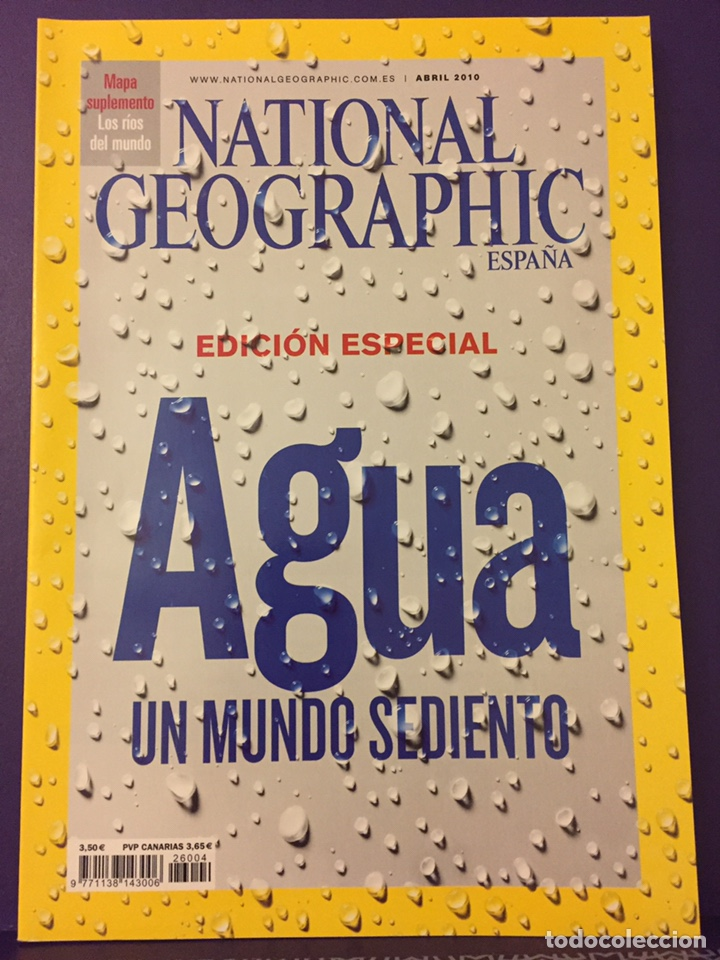 Coleccionismo de National Geographic: REVISTAS NATIONAL GEOGRAPHIC - Foto 4 - 160504422