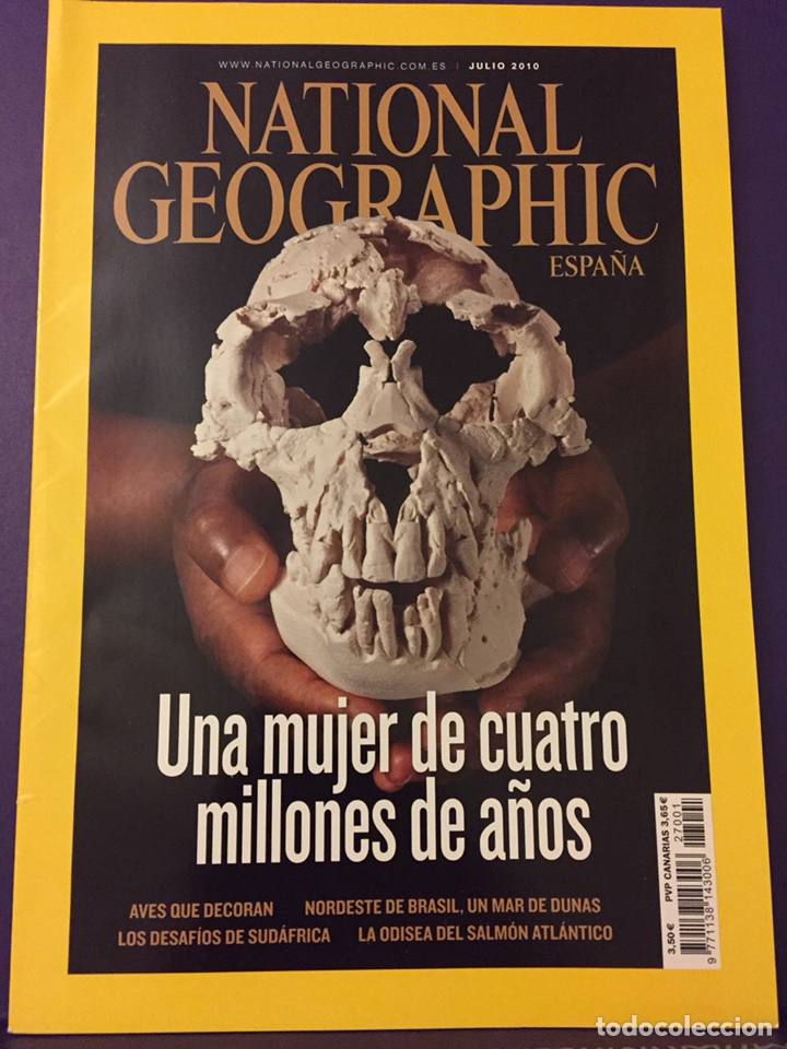 Coleccionismo de National Geographic: REVISTAS NATIONAL GEOGRAPHIC - Foto 5 - 160504422