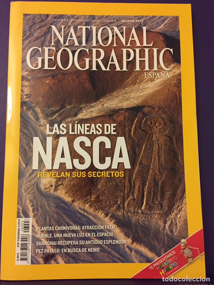 Coleccionismo de National Geographic: REVISTAS NATIONAL GEOGRAPHIC - Foto 6 - 160504422