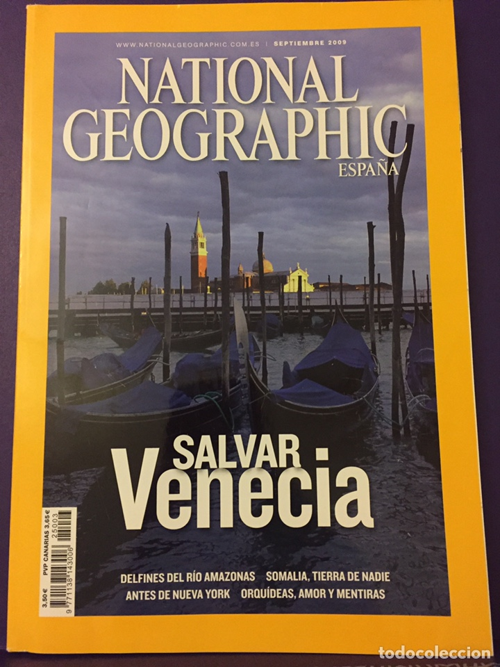 Coleccionismo de National Geographic: REVISTAS NATIONAL GEOGRAPHIC - Foto 7 - 160504422