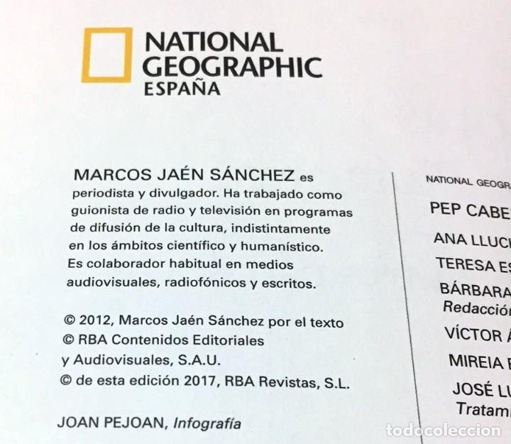 Coleccionismo de National Geographic: NATIONAL GEOGRAPHIC EDICION ESPECIAL EL TEOREMA DE PITAGORAS - Foto 3 - 160756460