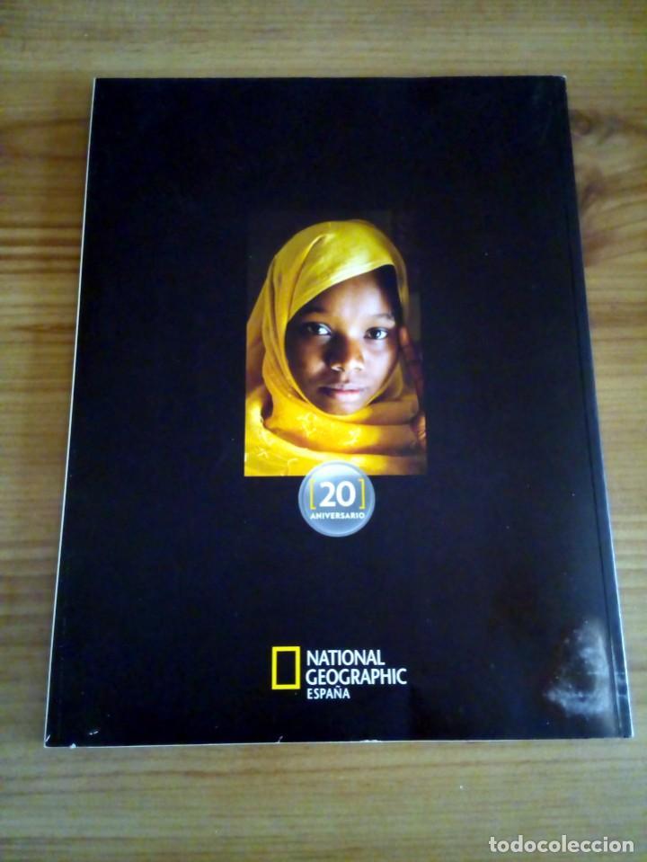 Coleccionismo de National Geographic: LOTE 3 REVISTAS NATIONAL GEOGRAPHIC, ROSTROS DEL MUNDO 20 ANIVERSARIO, ES ELLA, SOS. - Foto 3 - 163081546