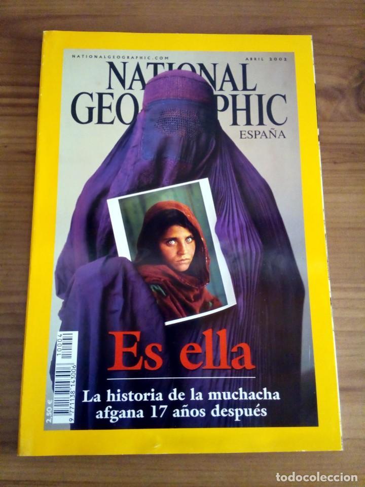 Coleccionismo de National Geographic: LOTE 3 REVISTAS NATIONAL GEOGRAPHIC, ROSTROS DEL MUNDO 20 ANIVERSARIO, ES ELLA, SOS. - Foto 4 - 163081546