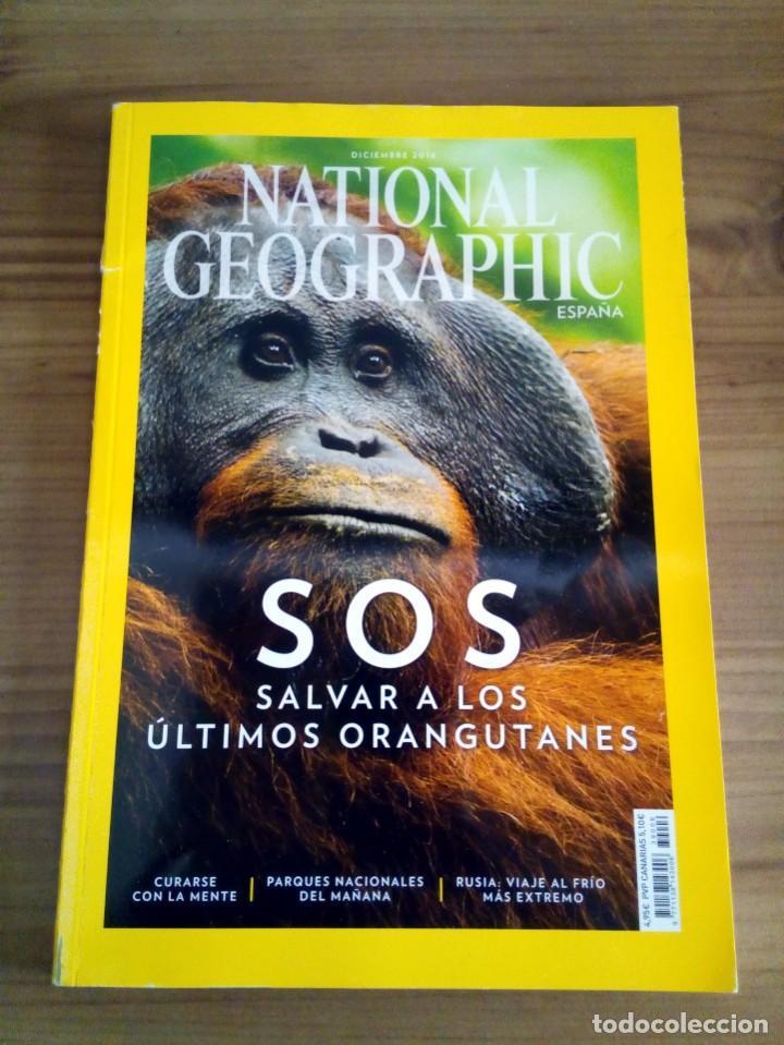 Coleccionismo de National Geographic: LOTE 3 REVISTAS NATIONAL GEOGRAPHIC, ROSTROS DEL MUNDO 20 ANIVERSARIO, ES ELLA, SOS. - Foto 6 - 163081546
