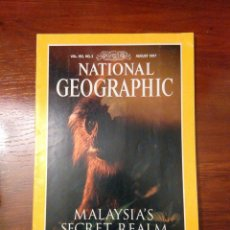 Coleccionismo de National Geographic: NATIONAL GEOGRAPHIC. VOL 192 Nº 2 AUGUST 1997. Lote 163513962