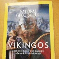 Coleccionismo de National Geographic: REVISTA NATIONAL GEOGRAPHIC MARZO 2017 (VIKINGOS). Lote 166245522
