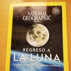 Coleccionismo de National Geographic: REVISTA NATIONAL GEOGRAPHIC AGOSTO 2017 (REGRESO A LA LUNA. CUENTA ATRÁS PARA PRÓXIMO ALUNIZAJE). Lote 198322167