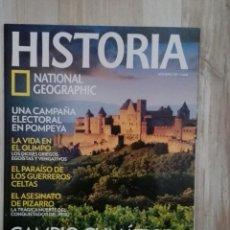 Coleccionismo de National Geographic: REVISTA HISTORIA 147. Lote 167095456