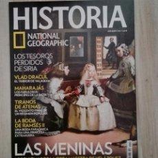 Coleccionismo de National Geographic: REVISTA HISTORIA 144. Lote 167095712