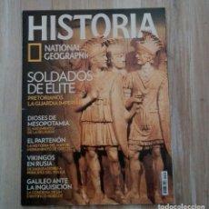 Coleccionismo de National Geographic: REVISTA HISTORIA 124. Lote 167096520