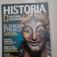 Coleccionismo de National Geographic: REVISTA HISTORIA 125. Lote 167096596