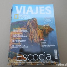 Coleccionismo de National Geographic: VIAJES NATIONAL GEOGRAPHIC. Lote 167592212
