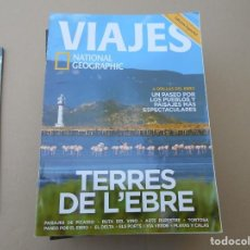 Coleccionismo de National Geographic: VIAJES NATIONAL GEOGRAPHIC. Lote 167592440