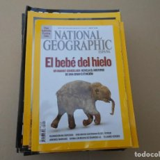 Coleccionismo de National Geographic: NATIONAL GEOGRAPHIC. Lote 167592880
