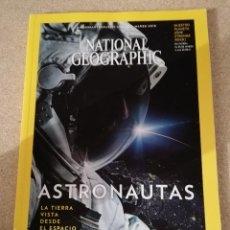Coleccionismo de National Geographic: REVISTA NATIONAL GEOGRAPHIC MARZO 2018 (ASTRONAUTAS. LA TIERRA VISTA DESDE EL ESPACIO). Lote 168394760