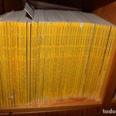 Coleccionismo de National Geographic: NATIONAL GEOGRAPHIC. 43 NÚMEROS ENTRE 1989 Y 1997. Lote 171781038