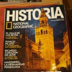 Coleccionismo de National Geographic: HISTORIA NATIONAL GEOGRAPHIC N. 172 - LA PESTE*. Lote 222388206