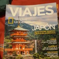 Coleccionismo de National Geographic: VIAJES NATIONAL GEOGRAPHIC N.192 - JAPON. Lote 173132912