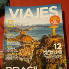 Coleccionismo de National Geographic: VIAJES NATIONAL GEOGRAPHIC N.203 - BRASIL. Lote 173133047